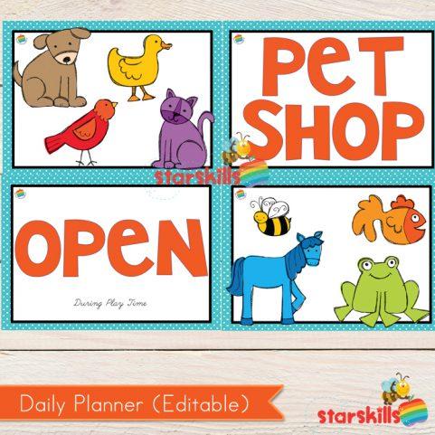 Pet Shop Play