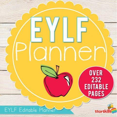 EYLF Planner
