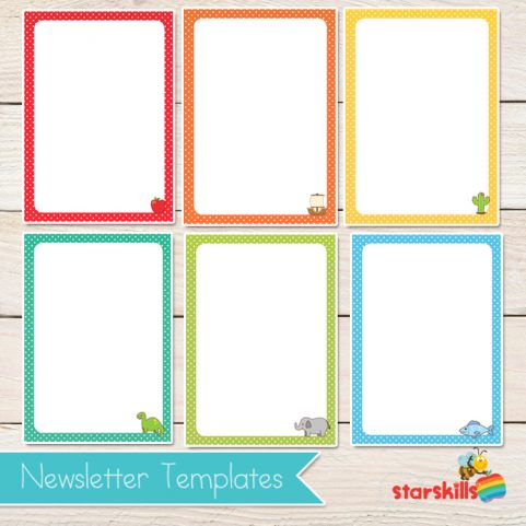 EYLF Planner for Weekly Communication