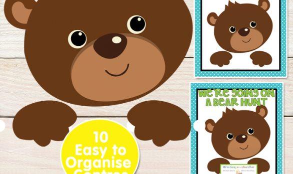 Teddy Bear Play Day