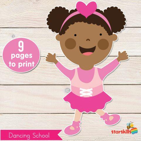 Dancing School Play Pack