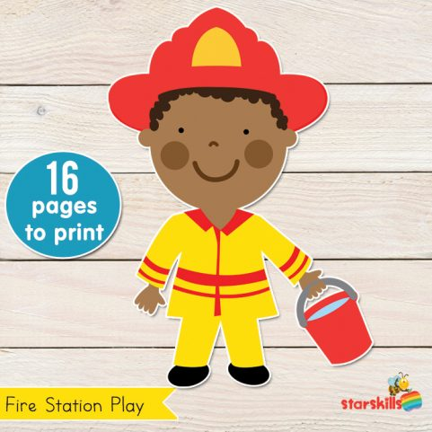 Fire Station Play Pack