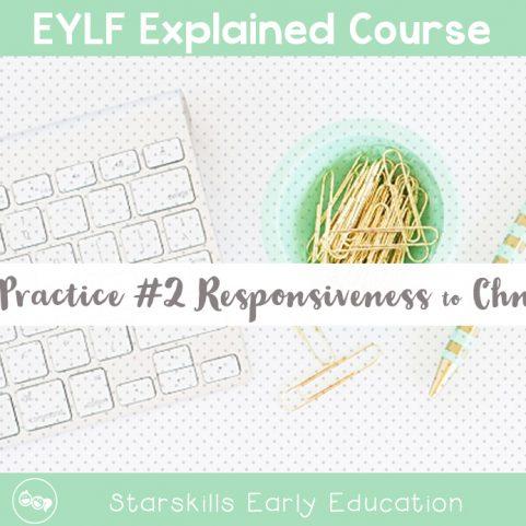 EYLF Online Teaching