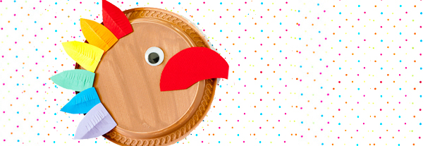 parrot-paper-craft-plate