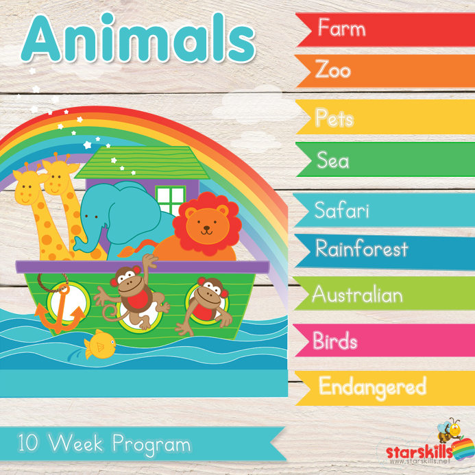 Animal-Early-Learning-Program