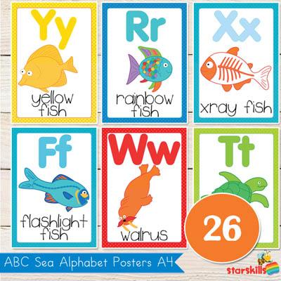 ABC-Sea-Alphabet-Posters-A4-400
