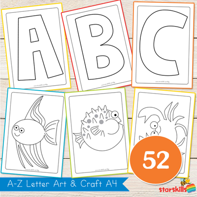 ABC-Sea-Art-and-Craft-Letter-of-the-Week-400