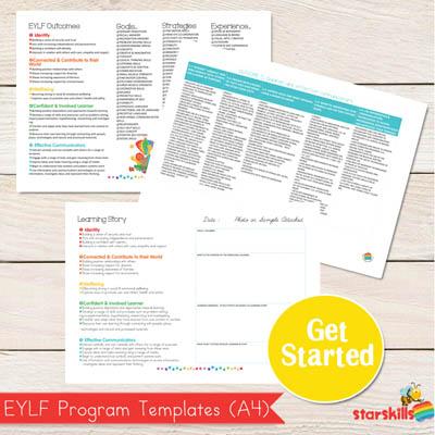 Starskills-EYLF-Program-Templates-400