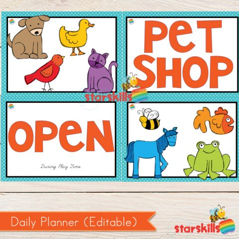 Pet Shop Play