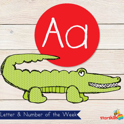 Aa-Letter-Number-of-the-Week-400