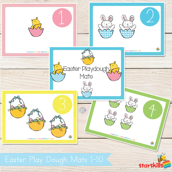 Easter-play-Dough-mats