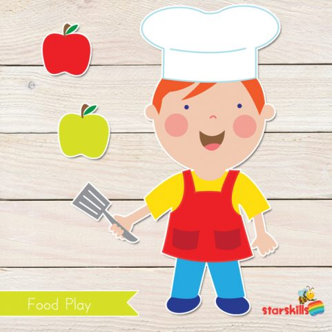 Healthy ABC Food Play Pack