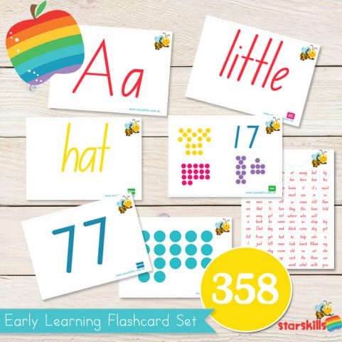 Early Learning Flashcards