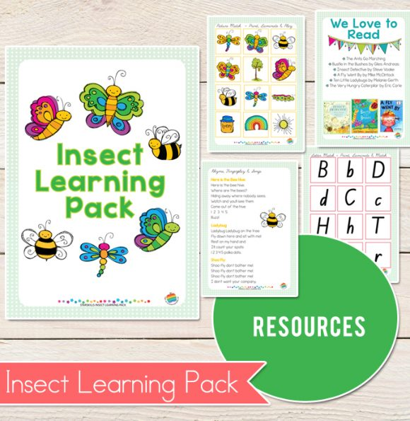 Insect Resource Pack