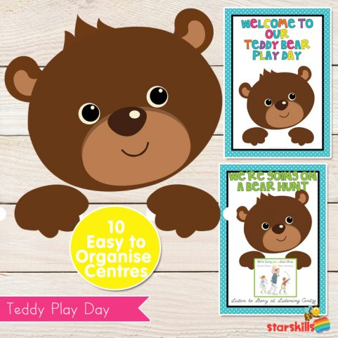 Teddy Bear Play Day