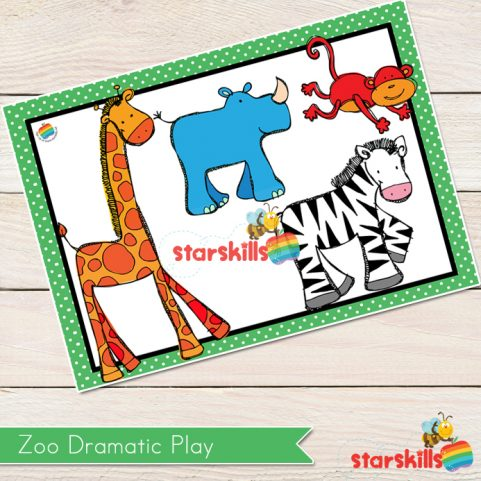 Zoo Play Pack