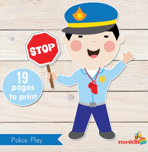 Police Play Pack