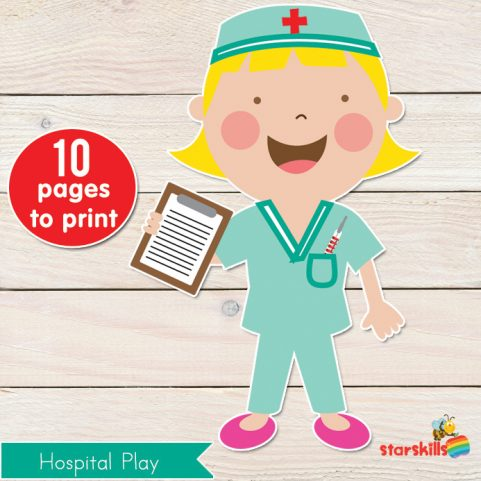Hospital Play Pack