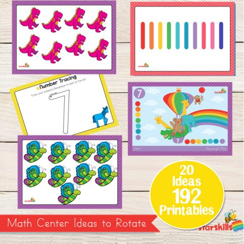 20 Maths Centres