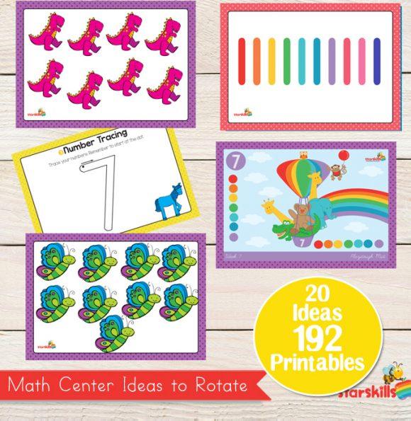 20 Maths Centres