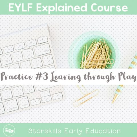 EYLF Online Teaching